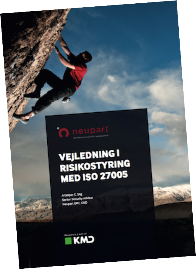It-risikostyring med  ISO 27005