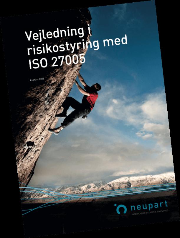 Vejledning i risikostyring med ISO 27005
