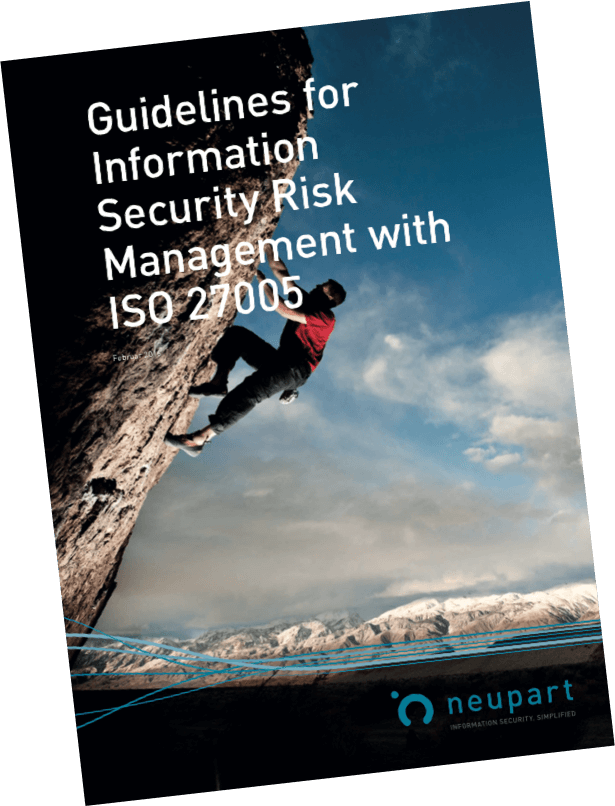 Information Security Risk Management with ISO 27005