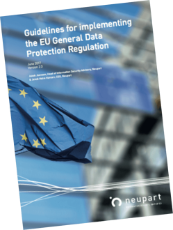 EU General Data Protection Regulation guide