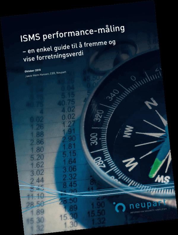 ISMS performance-måling med KPI'er