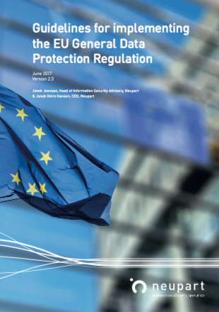 Implementation of the EU General Data Protection Regulation