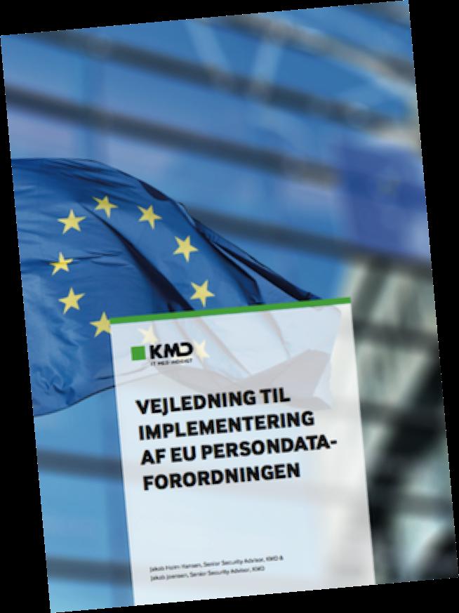 Vejledning til implementering af EU Persondataforordningen